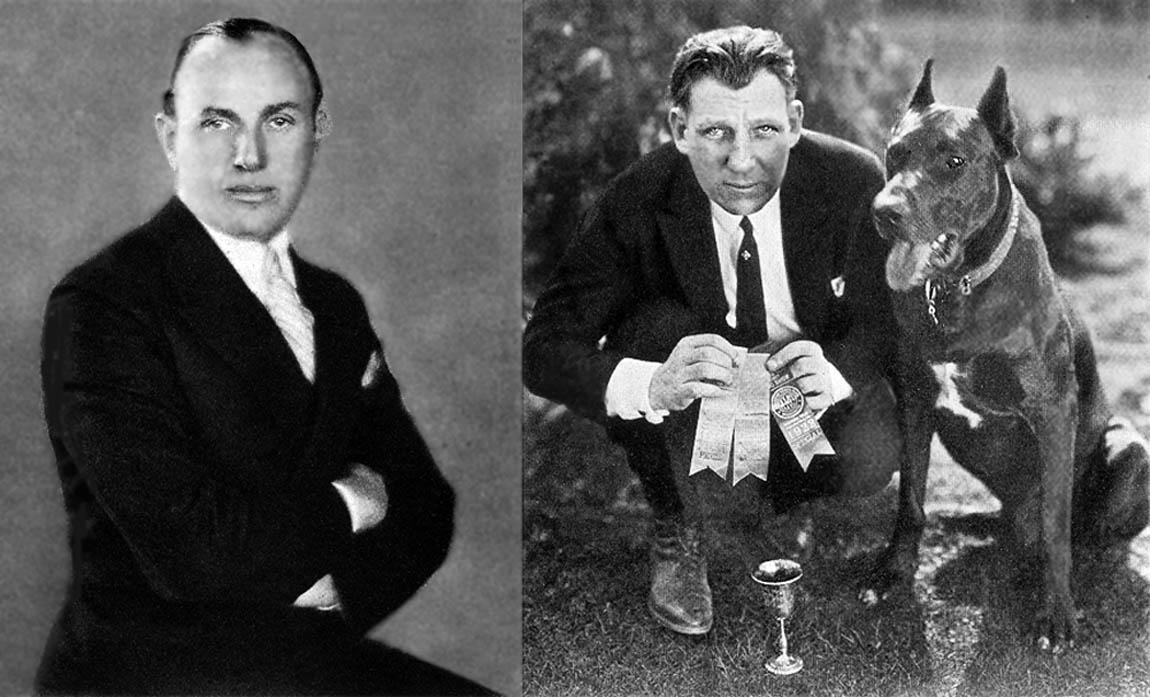Jack L. Warner and Sam Warner