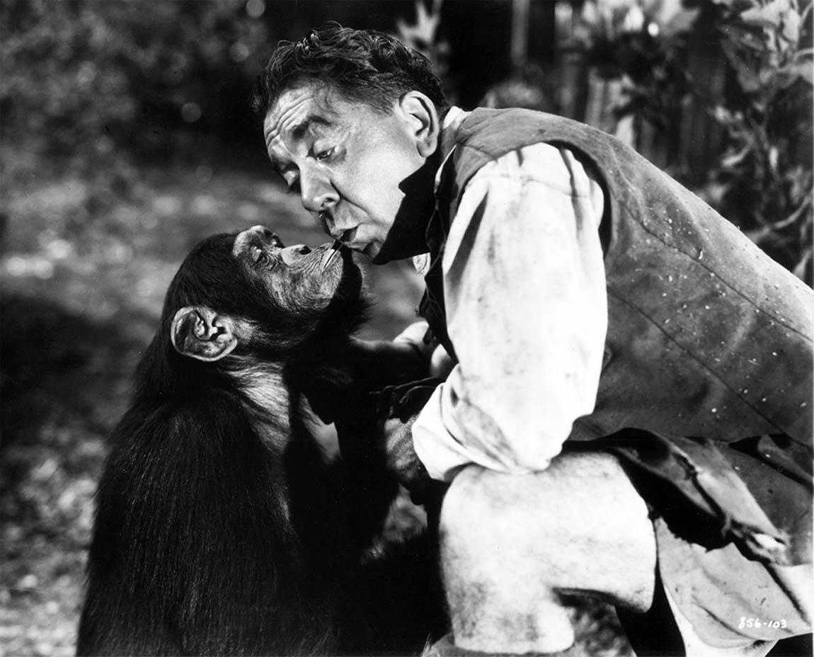 Herbert Mundin in Tarzan Escapes