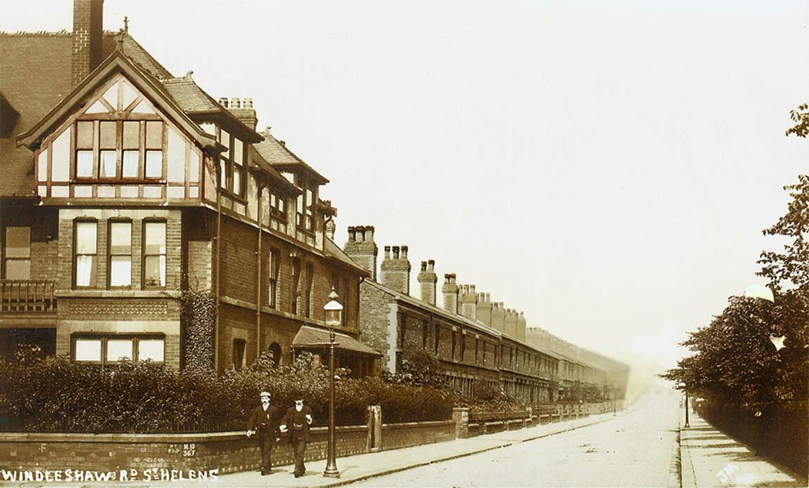 Windleshaw Road, St Helens