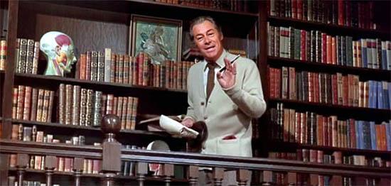 My Fair Lady (1963-4) | George Groves The Movie Sound Pioneer